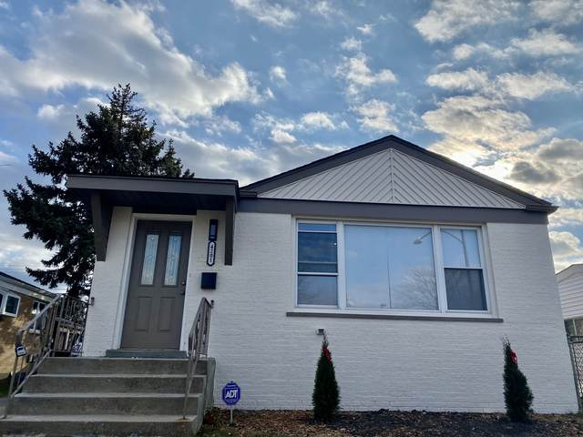 4201 W 82nd Place, Chicago, IL 60652 (MLS #10977685) :: The Spaniak Team