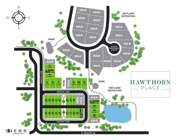 126 Roman Lane, Hawthorn Woods, IL 60047 (MLS #10977703) :: Helen Oliveri Real Estate