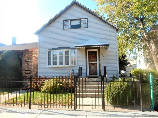 3736 S Parnell Avenue, Chicago, IL 60609 (MLS #10977788) :: Helen Oliveri Real Estate
