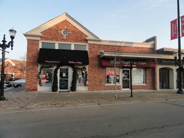 126 W Main Street, Barrington, IL 60010 (MLS #10977806) :: Helen Oliveri Real Estate