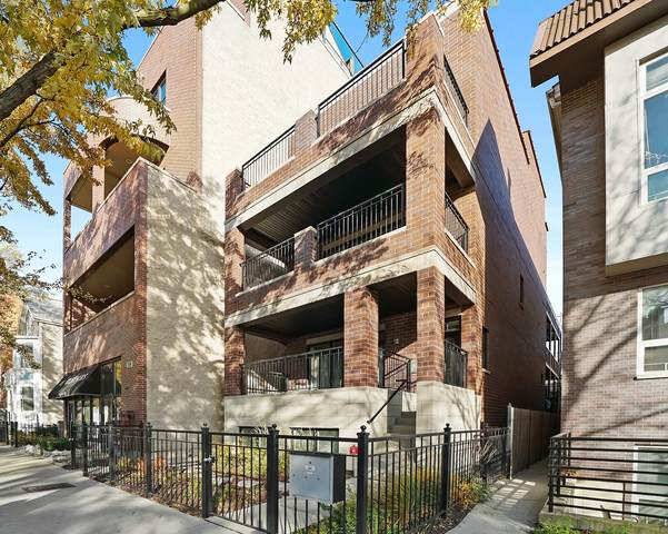 2545 N Southport Avenue #1, Chicago, IL 60614 (MLS #10977842) :: Helen Oliveri Real Estate