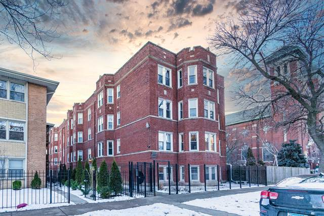 1643 W Lunt Avenue 2N, Chicago, IL 60626 (MLS #10977885) :: The Wexler Group at Keller Williams Preferred Realty