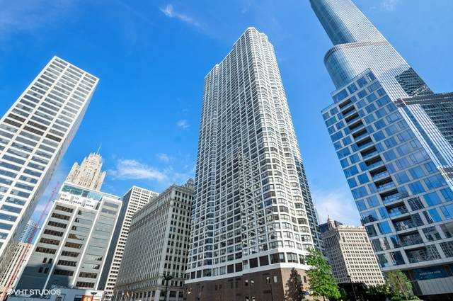 405 N Wabash Avenue #3704, Chicago, IL 60611 (MLS #10977894) :: O'Neil Property Group