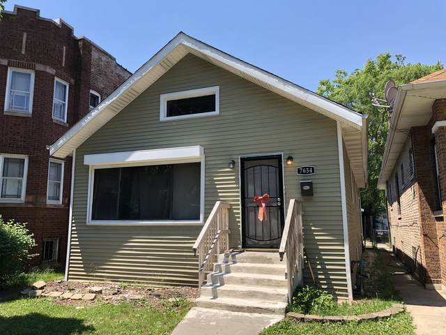 7654 S Yates Boulevard, Chicago, IL 60649 (MLS #10977900) :: The Wexler Group at Keller Williams Preferred Realty