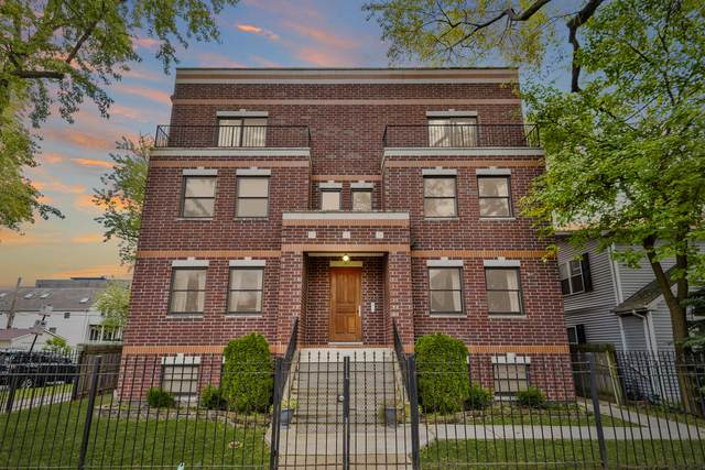 2219 N Campbell Avenue 1S, Chicago, IL 60647 (MLS #10977929) :: The Spaniak Team