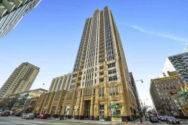 1400 S Michigan Avenue #2506, Chicago, IL 60605 (MLS #10977981) :: Ryan Dallas Real Estate