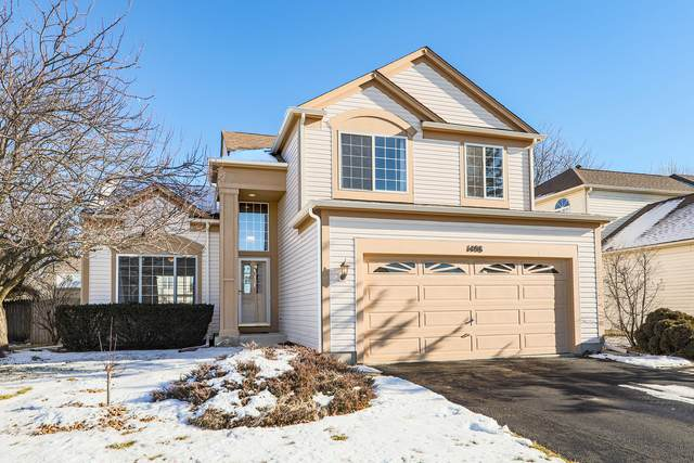 1408 W Braymore Circle, Naperville, IL 60564 (MLS #10977983) :: Ryan Dallas Real Estate