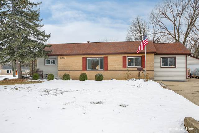 1020 Ash Road, Hoffman Estates, IL 60169 (MLS #10977989) :: The Wexler Group at Keller Williams Preferred Realty