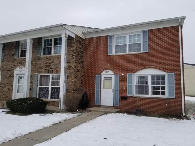 1507 Mckool Avenue #13, Streamwood, IL 60107 (MLS #10977992) :: Suburban Life Realty