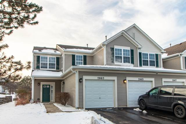 2863 Falling Waters Drive, Lindenhurst, IL 60046 (MLS #10978006) :: Helen Oliveri Real Estate