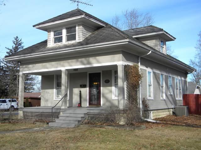 410 W Seminary Avenue, Onarga, IL 60955 (MLS #10978017) :: Jacqui Miller Homes