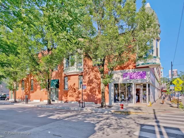 3201 N Seminary Avenue #308, Chicago, IL 60657 (MLS #10978042) :: Helen Oliveri Real Estate