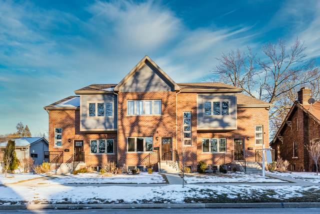 8649 Callie Avenue, Morton Grove, IL 60053 (MLS #10978049) :: Helen Oliveri Real Estate