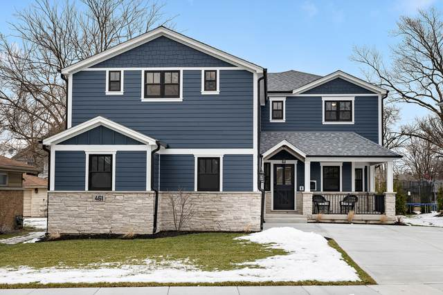 461 N Emery Lane, Elmhurst, IL 60126 (MLS #10978061) :: Helen Oliveri Real Estate