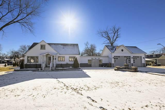 856 Rowlett Avenue, Melrose Park, IL 60164 (MLS #10978094) :: Helen Oliveri Real Estate