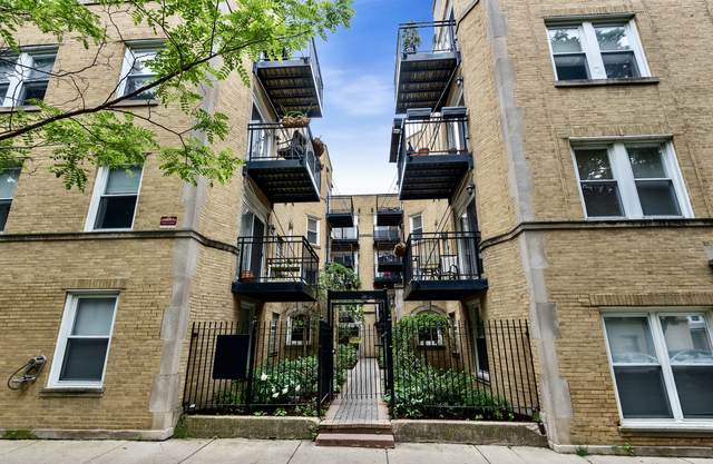 7054 N Damen Avenue #3, Chicago, IL 60645 (MLS #10978117) :: The Wexler Group at Keller Williams Preferred Realty