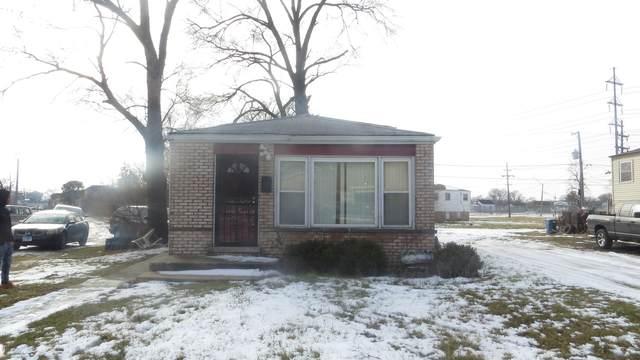 14548 Spaulding Avenue, Harvey, IL 60426 (MLS #10978122) :: Janet Jurich