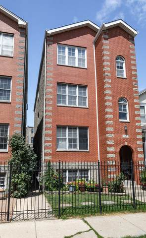 1518 W Superior Street G, Chicago, IL 60642 (MLS #10978138) :: Jacqui Miller Homes