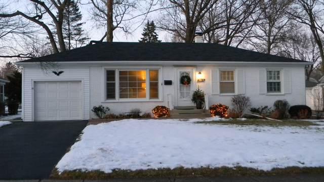 1819 E Indiana Street, Wheaton, IL 60187 (MLS #10978151) :: Jacqui Miller Homes