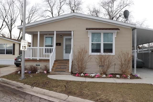 1066 Lakeview Road, Elgin, IL 60123 (MLS #10978172) :: Suburban Life Realty