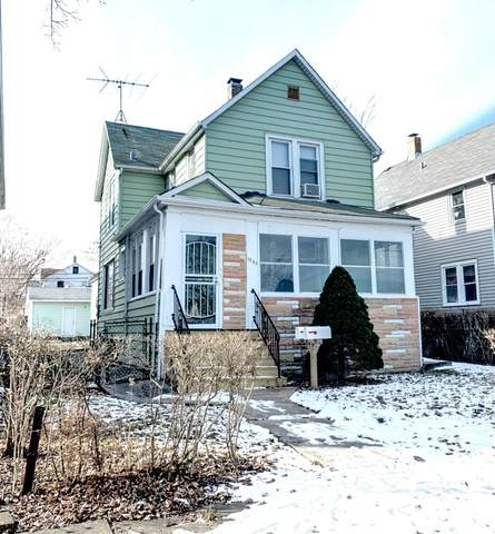 1230 Park Avenue, Chicago Heights, IL 60411 (MLS #10978178) :: Suburban Life Realty