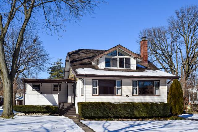 734 Laurel Avenue, Des Plaines, IL 60016 (MLS #10978206) :: Ryan Dallas Real Estate