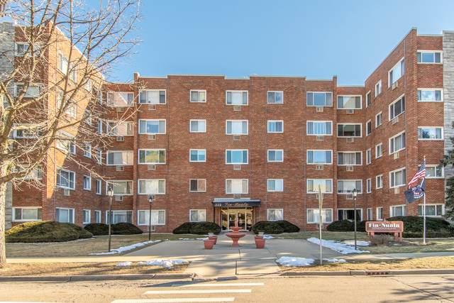 222 Madison Street #105, Joliet, IL 60435 (MLS #10978227) :: The Wexler Group at Keller Williams Preferred Realty