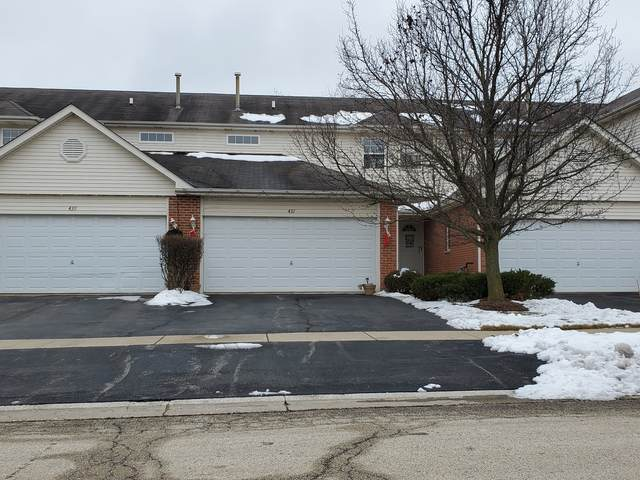 437 Coventry Circle, Glendale Heights, IL 60139 (MLS #10978253) :: The Dena Furlow Team - Keller Williams Realty