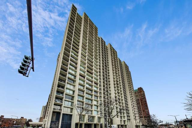 3200 N Lake Shore Drive #709, Chicago, IL 60657 (MLS #10978280) :: O'Neil Property Group