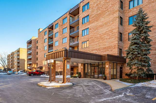 905 Center Street #208, Des Plaines, IL 60016 (MLS #10978408) :: Ryan Dallas Real Estate