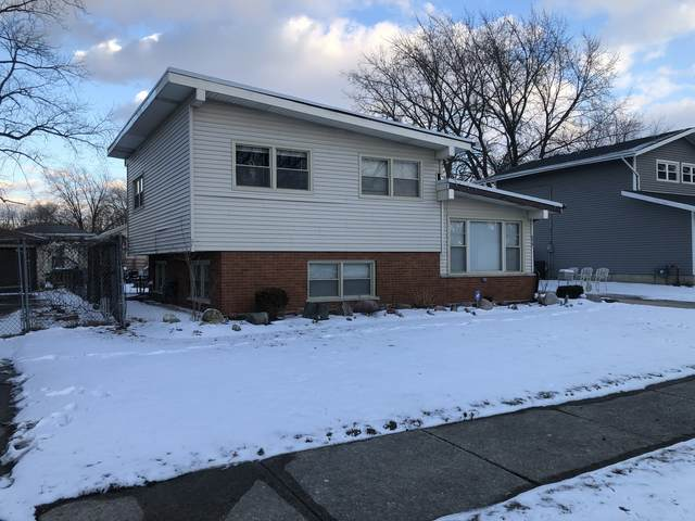 527 Parnell Avenue, Chicago Heights, IL 60411 (MLS #10978479) :: The Spaniak Team