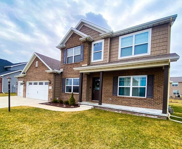 203 Independence Drive, Savoy, IL 61874 (MLS #10978487) :: Littlefield Group
