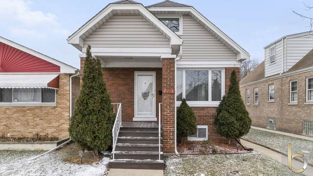 2715 Clinton Avenue, Berwyn, IL 60402 (MLS #10978504) :: The Wexler Group at Keller Williams Preferred Realty