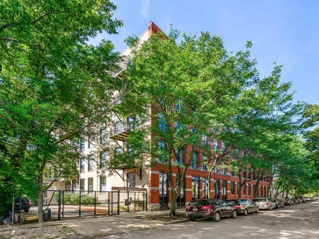 2511 W Moffat Street 102B, Chicago, IL 60647 (MLS #10978522) :: Suburban Life Realty
