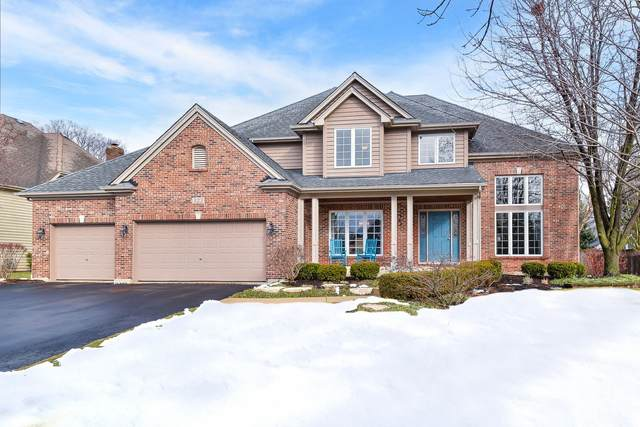 323 Avena Circle, Naperville, IL 60565 (MLS #10978528) :: The Dena Furlow Team - Keller Williams Realty
