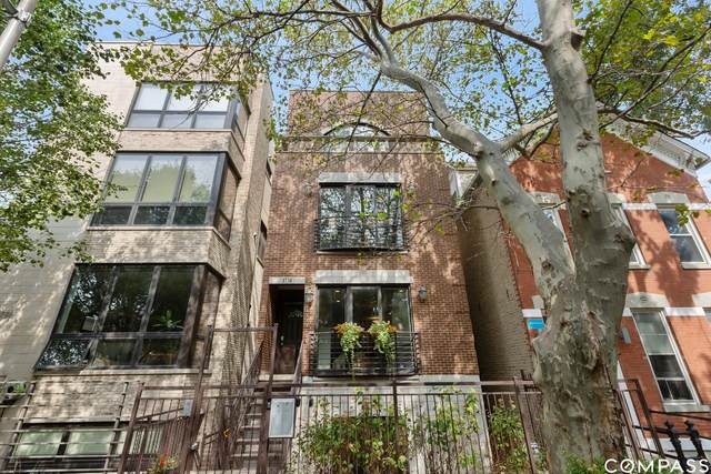 1734 W Le Moyne Street #1, Chicago, IL 60622 (MLS #10978560) :: Jacqui Miller Homes