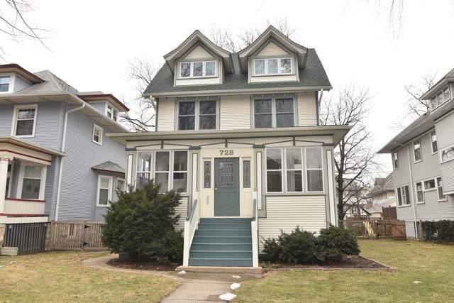 728 S Elmwood Avenue SW, Oak Park, IL 60304 (MLS #10978578) :: Suburban Life Realty