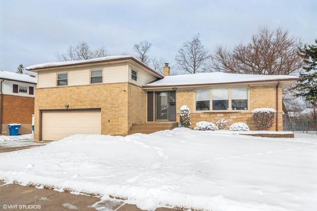 605 Winston Drive, Melrose Park, IL 60160 (MLS #10978659) :: The Dena Furlow Team - Keller Williams Realty