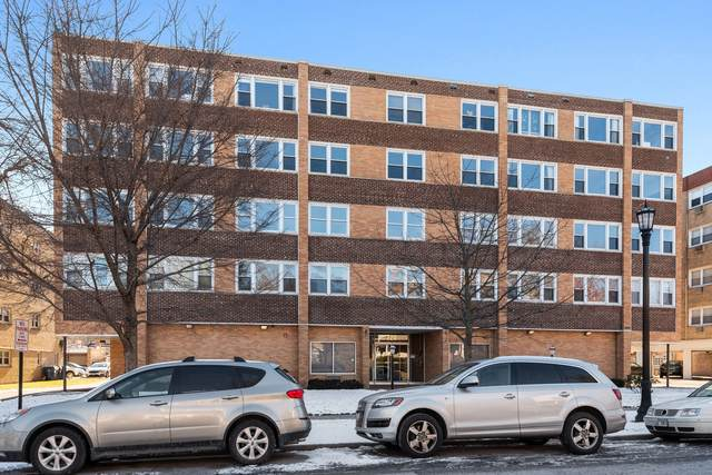 720 Oakton Street 3B, Evanston, IL 60202 (MLS #10978663) :: Ryan Dallas Real Estate