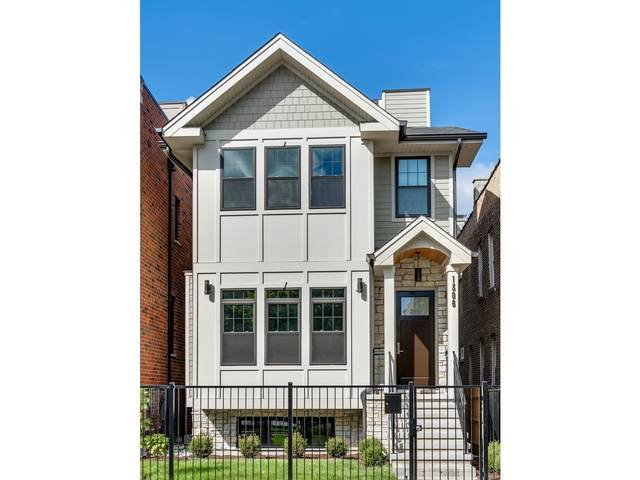 1306 N Bell Avenue, Chicago, IL 60622 (MLS #10978673) :: Jacqui Miller Homes