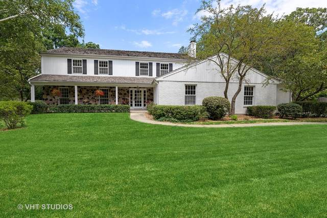 40 Thomas Place, Lake Forest, IL 60045 (MLS #10978689) :: Touchstone Group