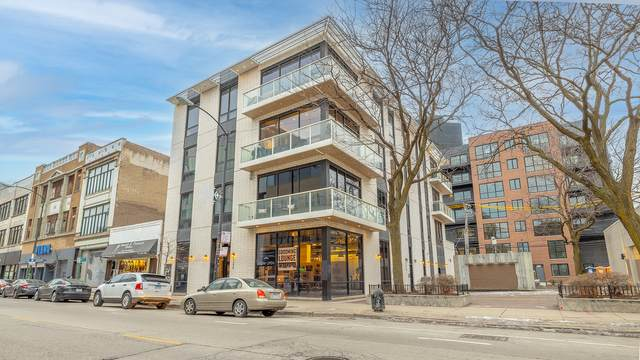 1258 N Milwaukee Avenue 3N, Chicago, IL 60622 (MLS #10978727) :: Jacqui Miller Homes