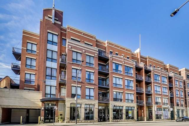 2700 N Halsted Street Ph8, Chicago, IL 60614 (MLS #10978744) :: Janet Jurich