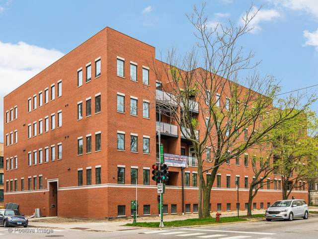 1400 E Hyde Park Boulevard #8, Chicago, IL 60615 (MLS #10978748) :: John Lyons Real Estate