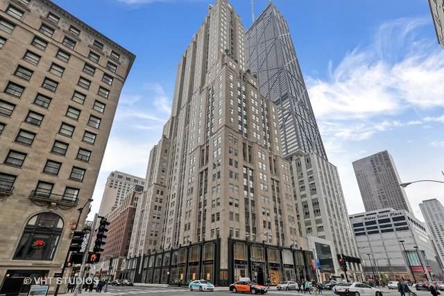 159 E Walton Place 7G, Chicago, IL 60611 (MLS #10978764) :: Helen Oliveri Real Estate