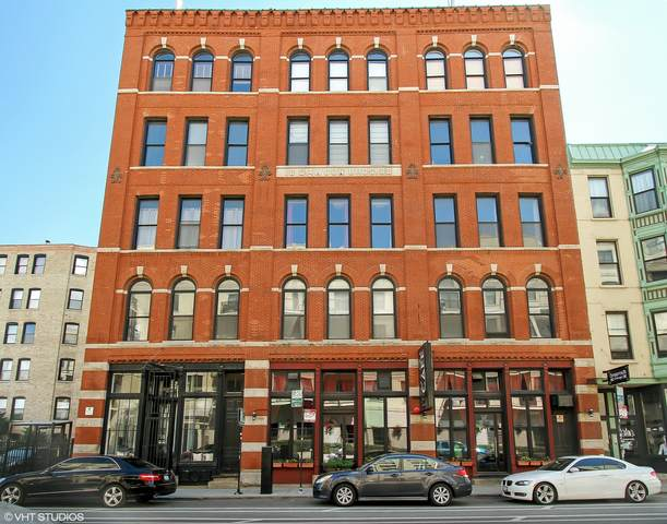525 N Halsted Street #304, Chicago, IL 60642 (MLS #10978850) :: Jacqui Miller Homes