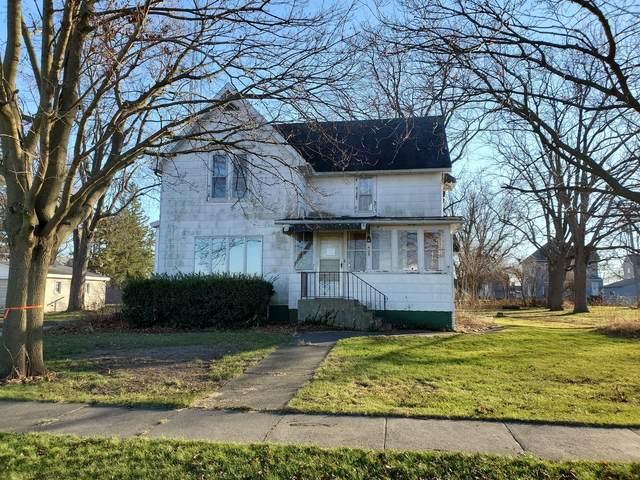 408 E Main Street, Cabery, IL 60919 (MLS #10978852) :: John Lyons Real Estate
