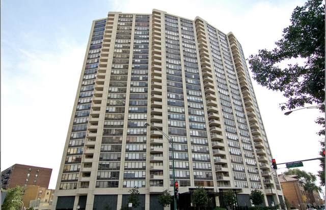 3930 N Pine Grove Avenue #2204, Chicago, IL 60613 (MLS #10978863) :: Jacqui Miller Homes