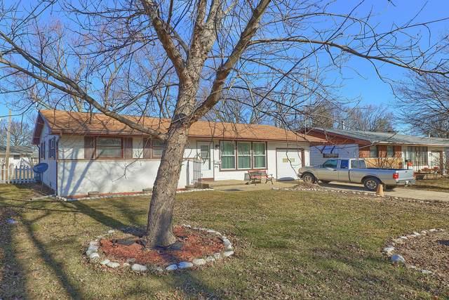 1463 Harper Drive, Rantoul, IL 61866 (MLS #10978887) :: Ryan Dallas Real Estate