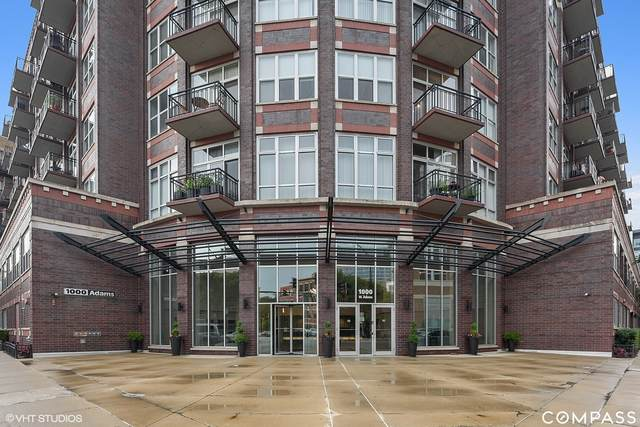 1000 W Adams Street #411, Chicago, IL 60607 (MLS #10978941) :: Ryan Dallas Real Estate